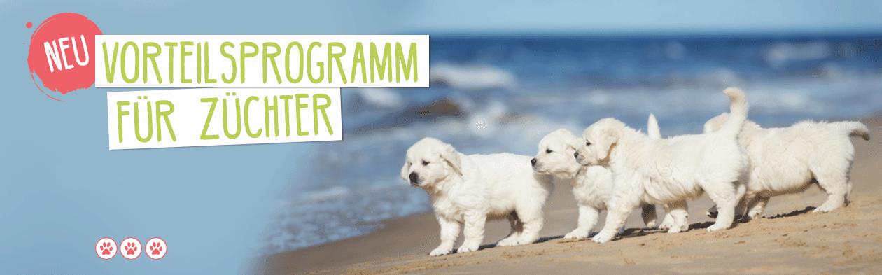 proCani Frischfutter für Hunde - Vorteilsprogramm fuer Zuechter